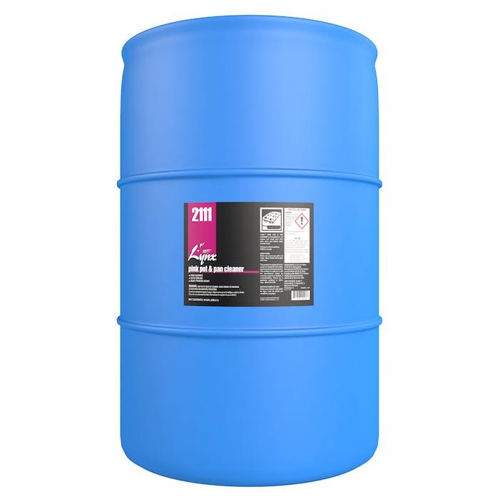 Pink Pot & Pan Cleaner | 55 Gallon Drum