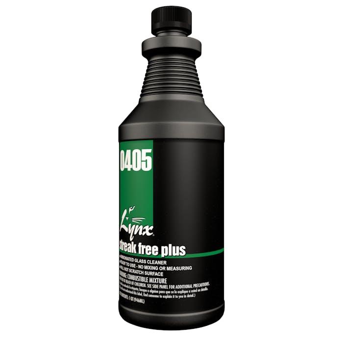 Streak Free Plus   12 / 32 oz. Bottle