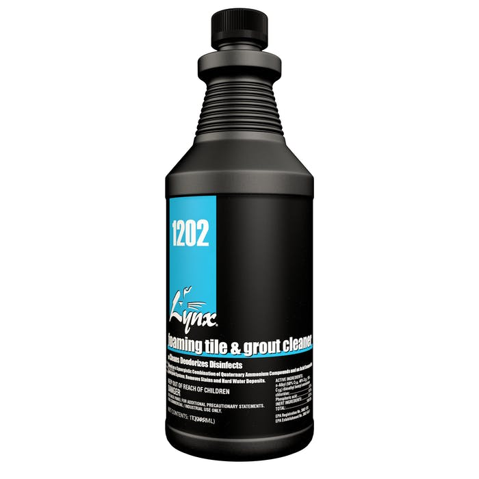 Foaming Shower Cleaner | 12 / 32 oz. Bottle