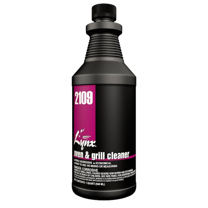 Oven & Grill Cleaner | 12 / 32 oz. Bottle