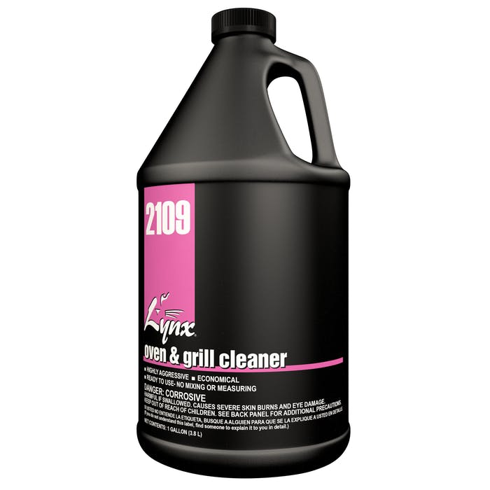 Oven & Grill Cleaner | 4 / 1 Gallon Jug