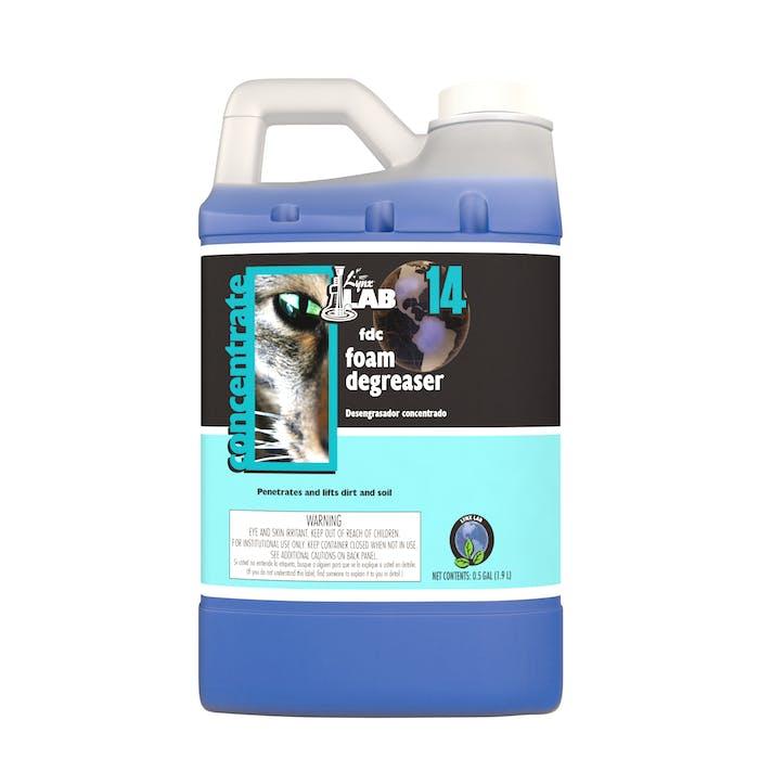 LynxLab Foaming Degreaser | Dilution Control Bottle