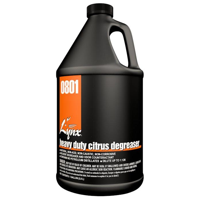 Heavy Duty Citrus Degreaser | 4 / 1 Gallon Jug