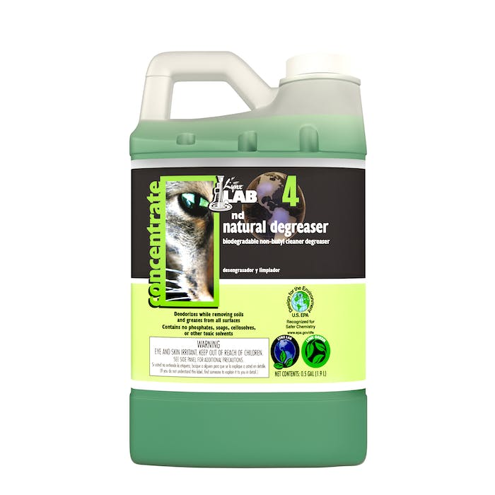 LynxLab Natural Degreaser | Dilution Control Bottle