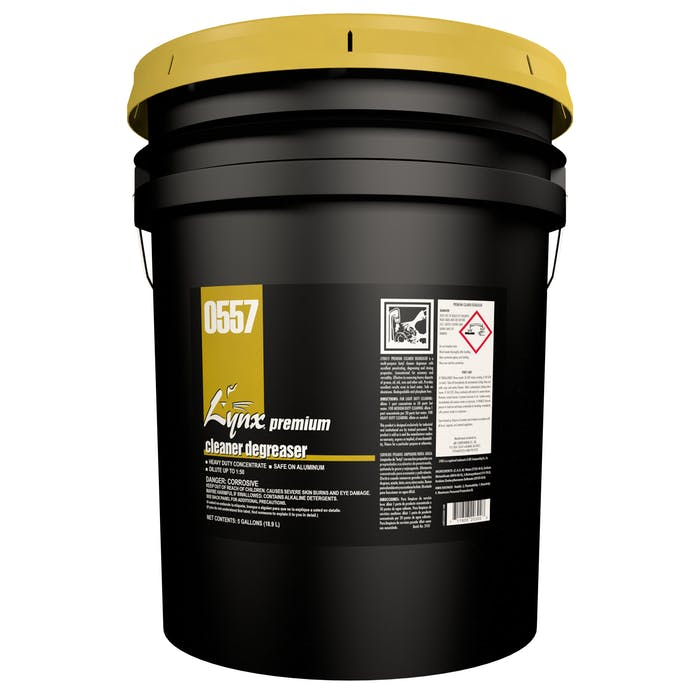 Premium Cleaner/Degreaser | 5 Gallon Pail