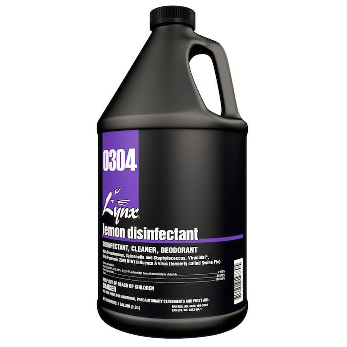 Lemon Disinfectant | 4 / 1 Gallon Jug