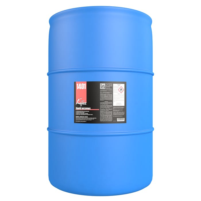 Liquid Enzymes | 55 Gallon Drum