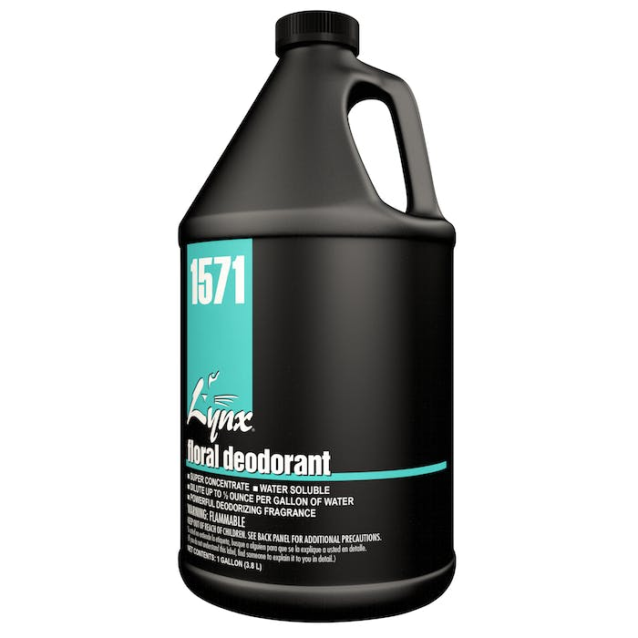 Floral Deodorant Concentrate | 4 / 1 Gallon Jug
