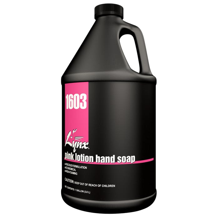 Pink Lotion Hand Soap | 4 / 1 Gallon Jug
