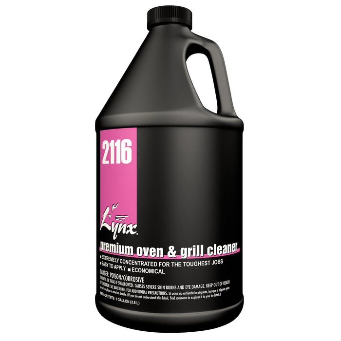 Premium Oven & Grill Cleaner | 4 / 1 Gallon Jug