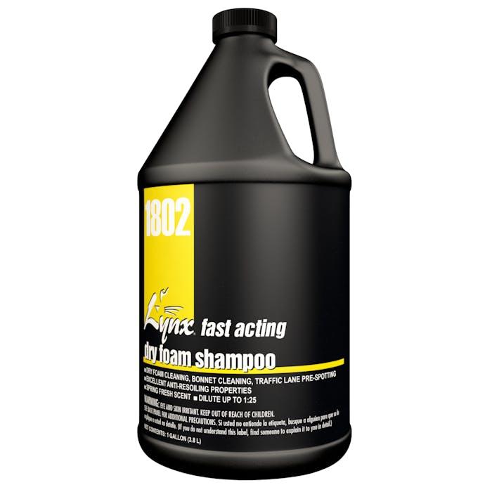 Dry Foam Shampoo | 4 / 1 Gallon Jug