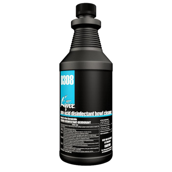 Non-acid Bowl Cleaner | 12 / 32 oz. Bottle