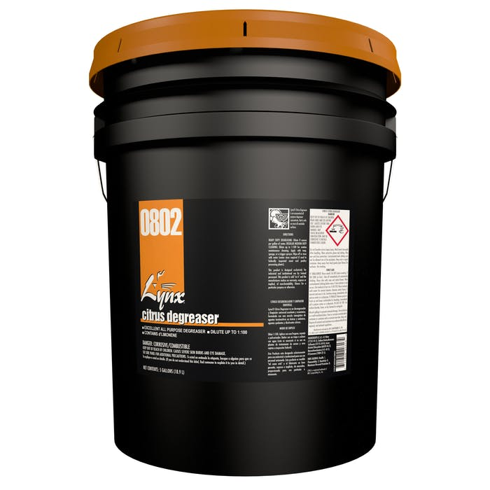 Citrus Cleaner/Degreaser | 5 Gallon Pail