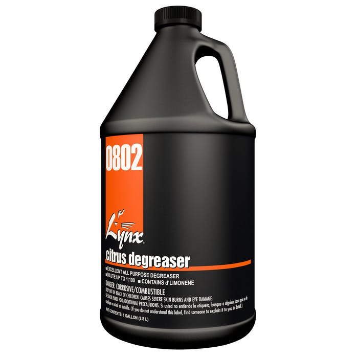 Citrus Cleaner/Degreaser | 4 / 1 Gallon Jug