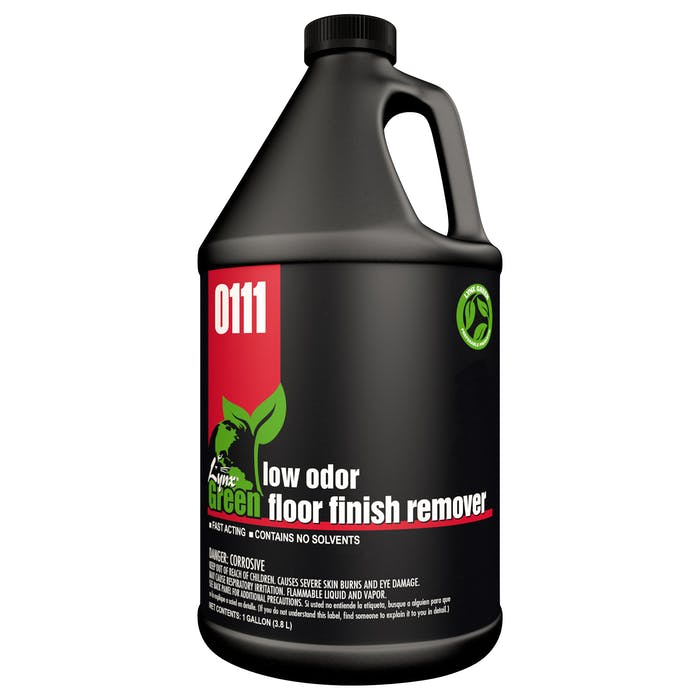 Lynx Green Low Odor Floor Finish Remover | 4 / 1 Gallon Jug