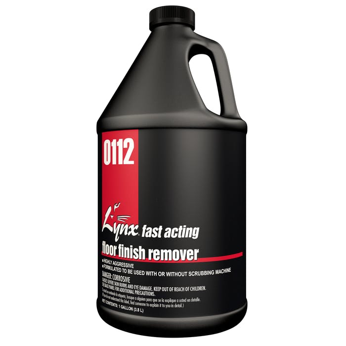 Fast Acting Floor Finish Remover | 4 / 1 Gallon Jug