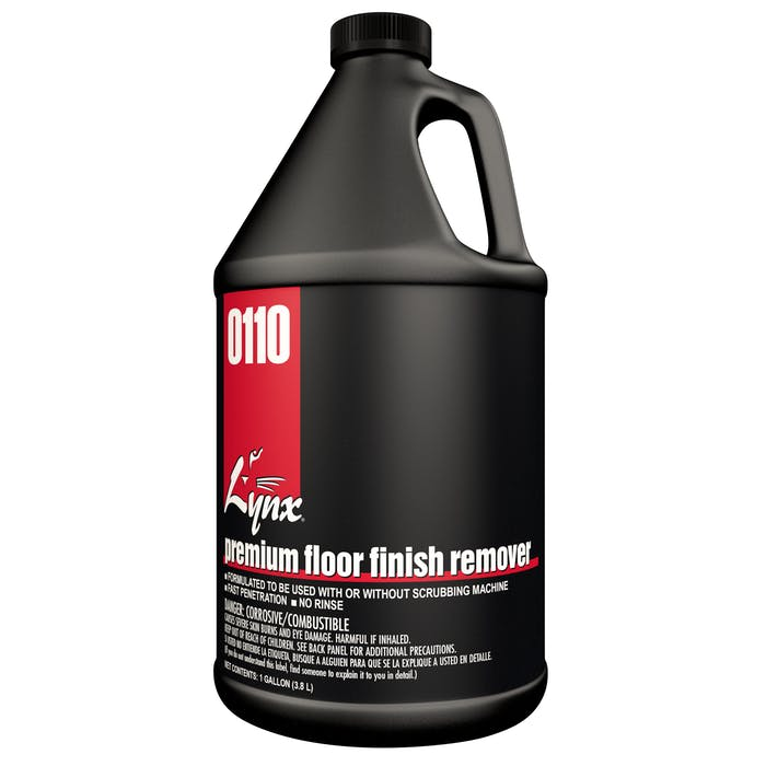 Premium Floor Finish Remover | 4 / 1 Gallon Jug
