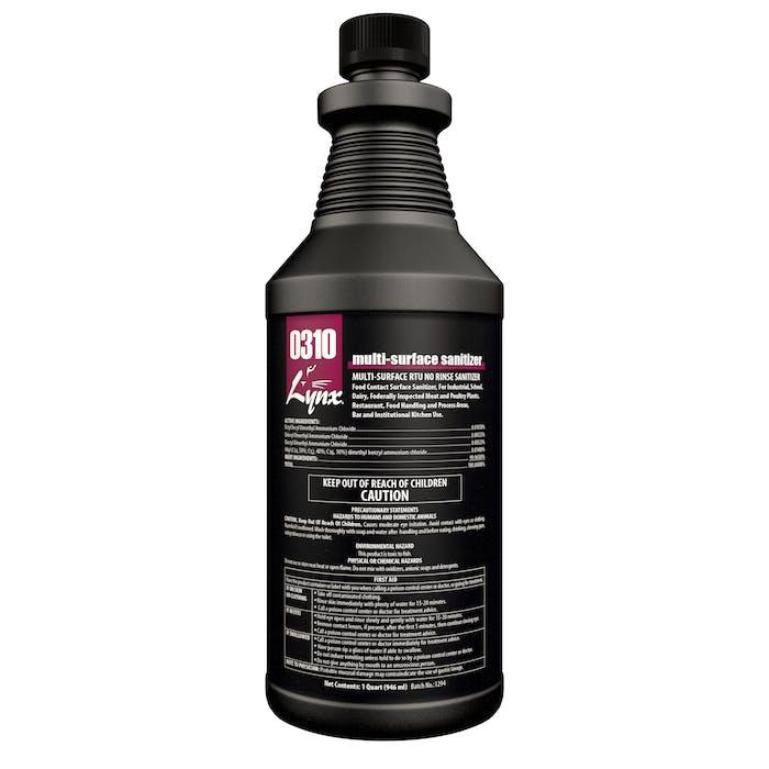 Multi-Surface Sanitizer | 12 / 32 oz. Bottle