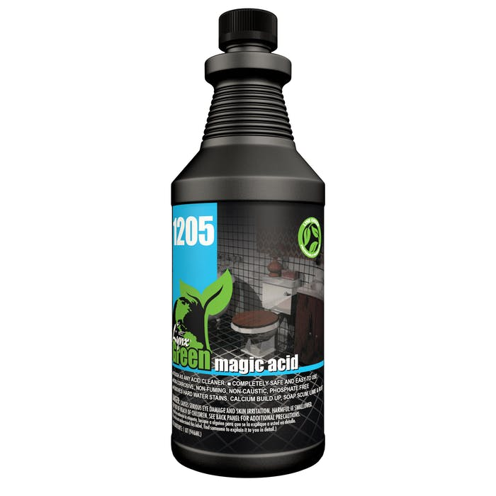 Lynx Green Magic Acid | 12 / 32 oz. Bottle