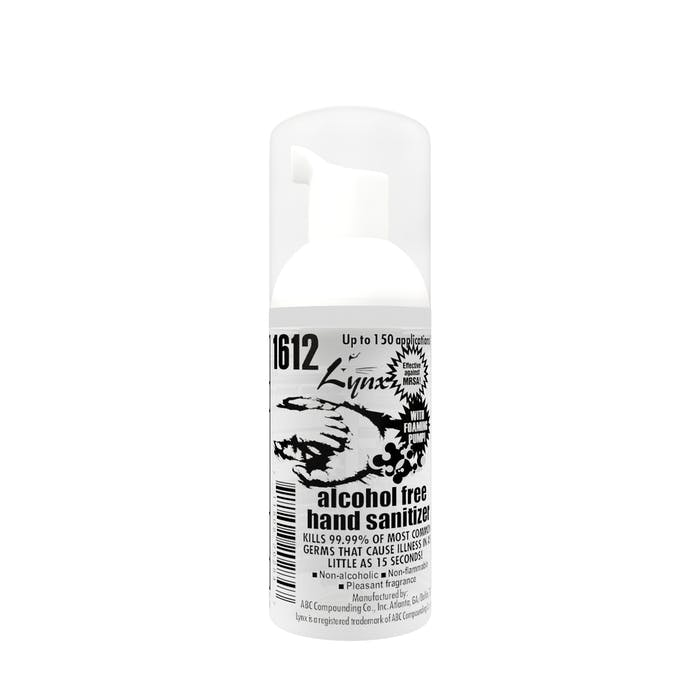 Alcohol Free Hand Sanitizer | 2